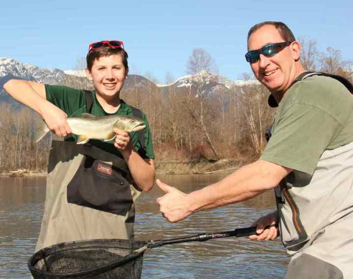 BC fishing reports