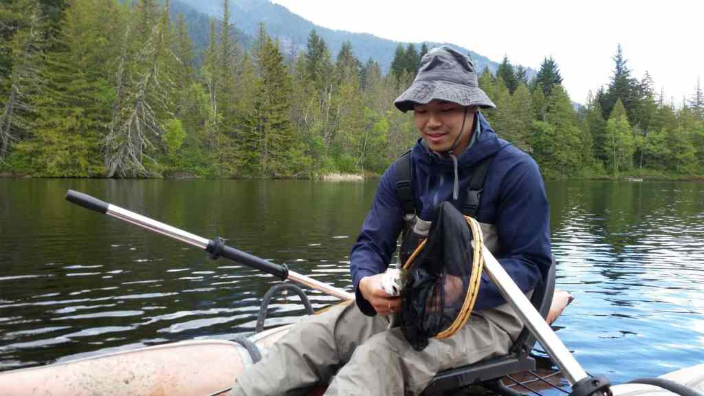 Enjoy a day of fly fishing in Whistler BC