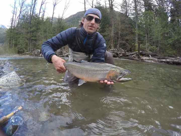Pemberton & Whistler BC Fishing Reports April 2016