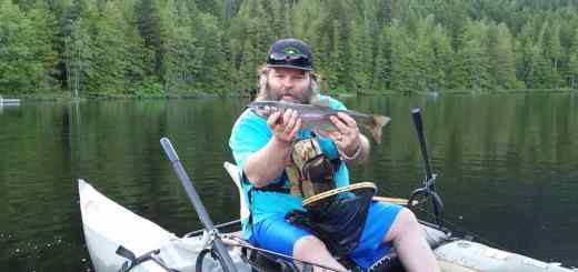 How to catch Trout fly fishing from the fly vise to the lake