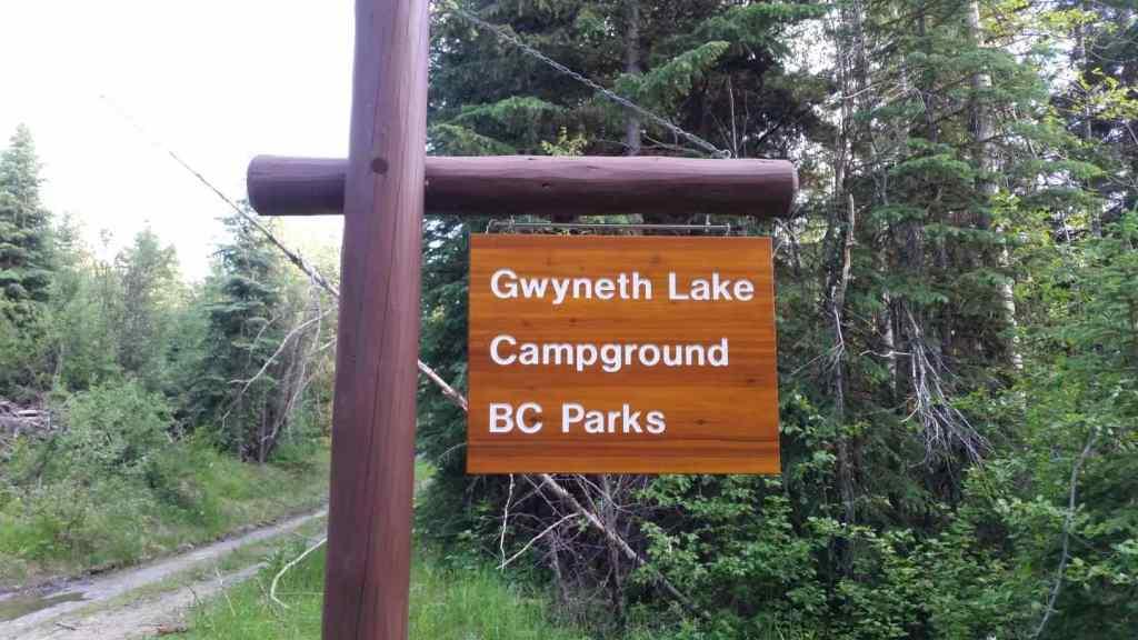 Gwyneth Lake Park