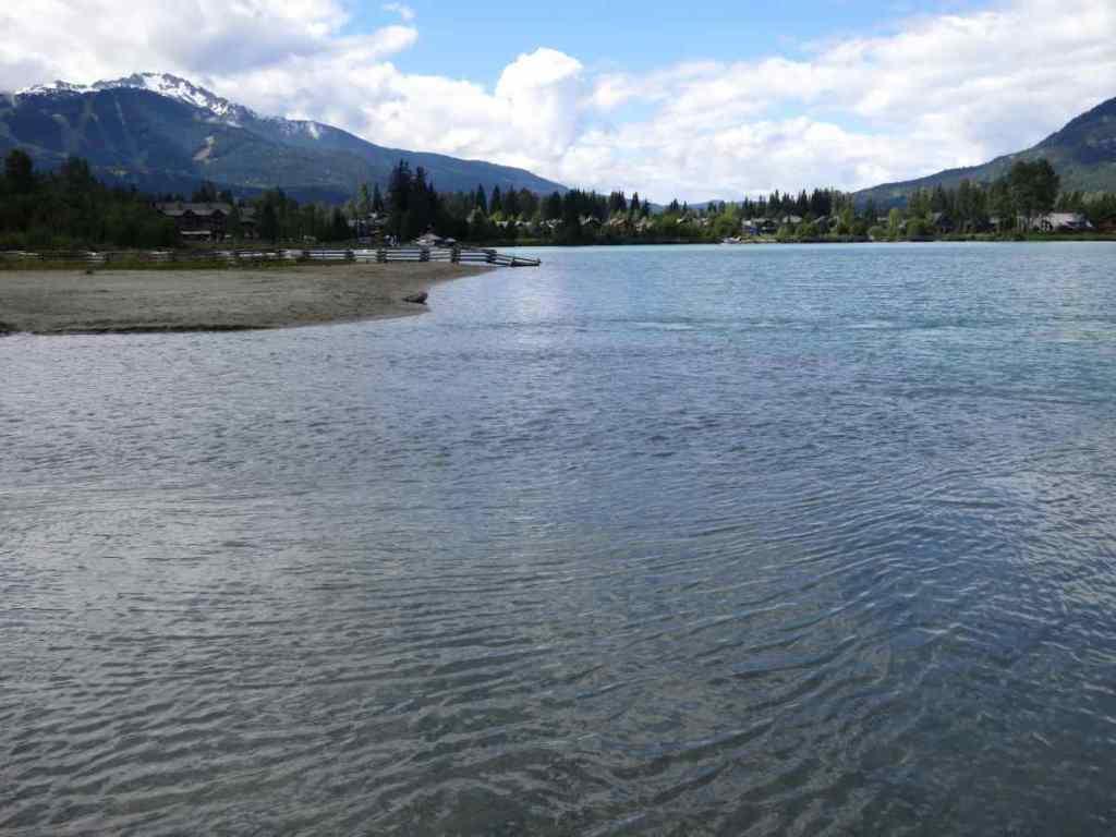 Green Lake Whistler BC