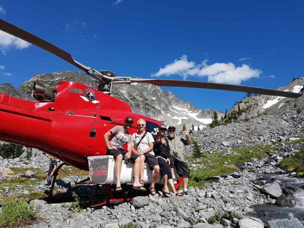 VIP fishing trips in British Columbia