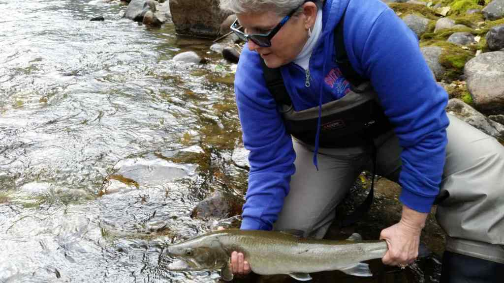 Fly fishing trips in British Columbia