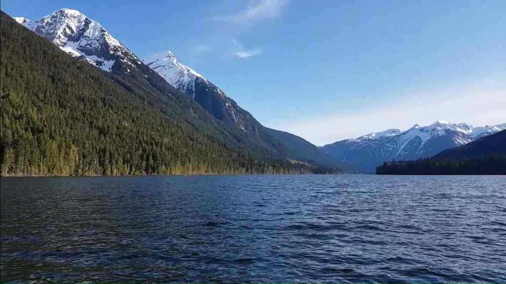 Beautiful Scenery in British Columbia Canada