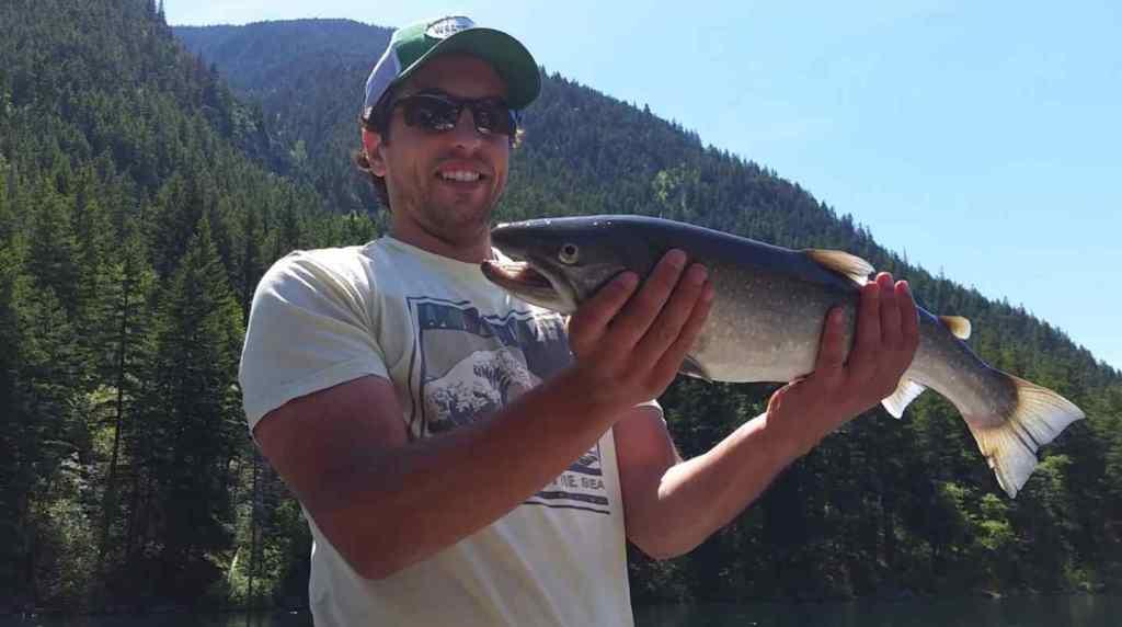 Catch big fish in BC