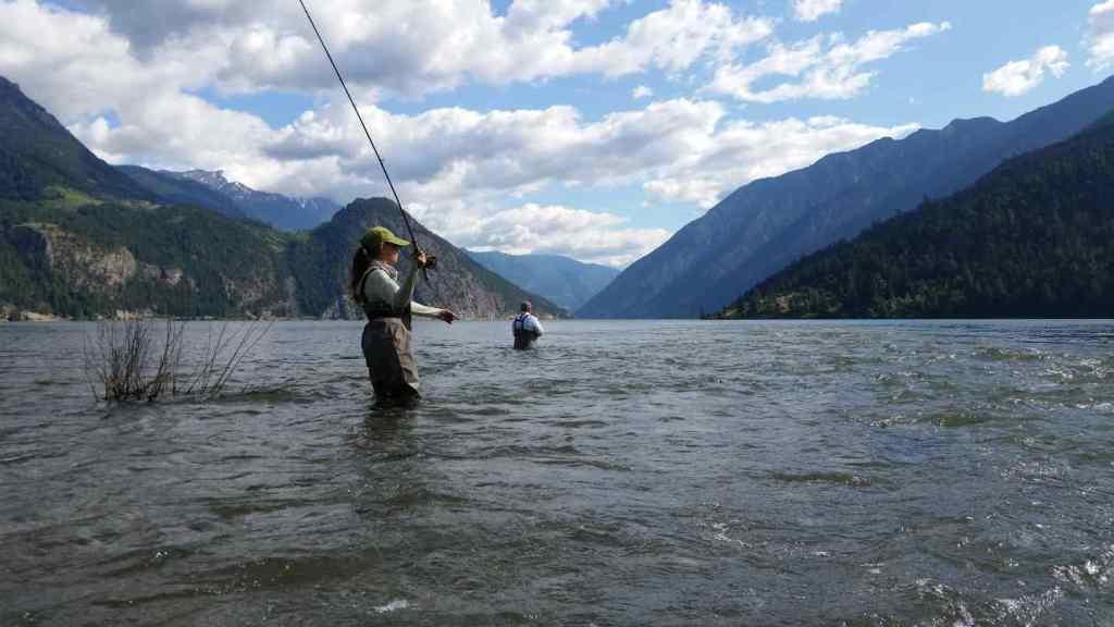 Best fly fishing in Canada