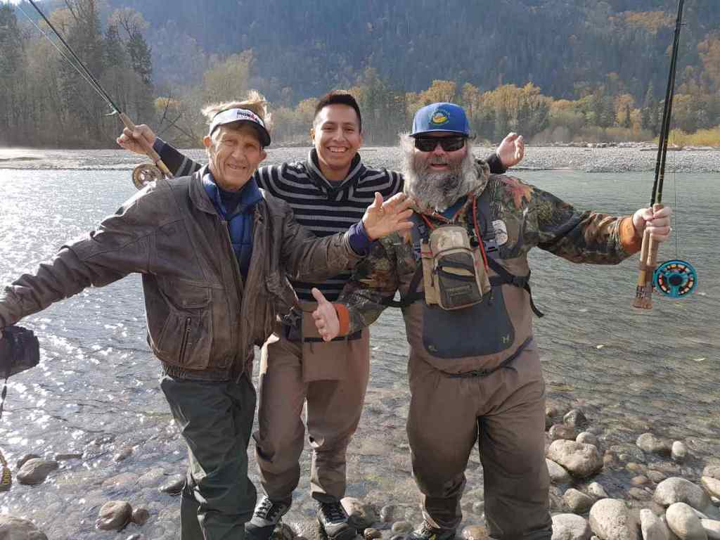 BC fly fishing guides