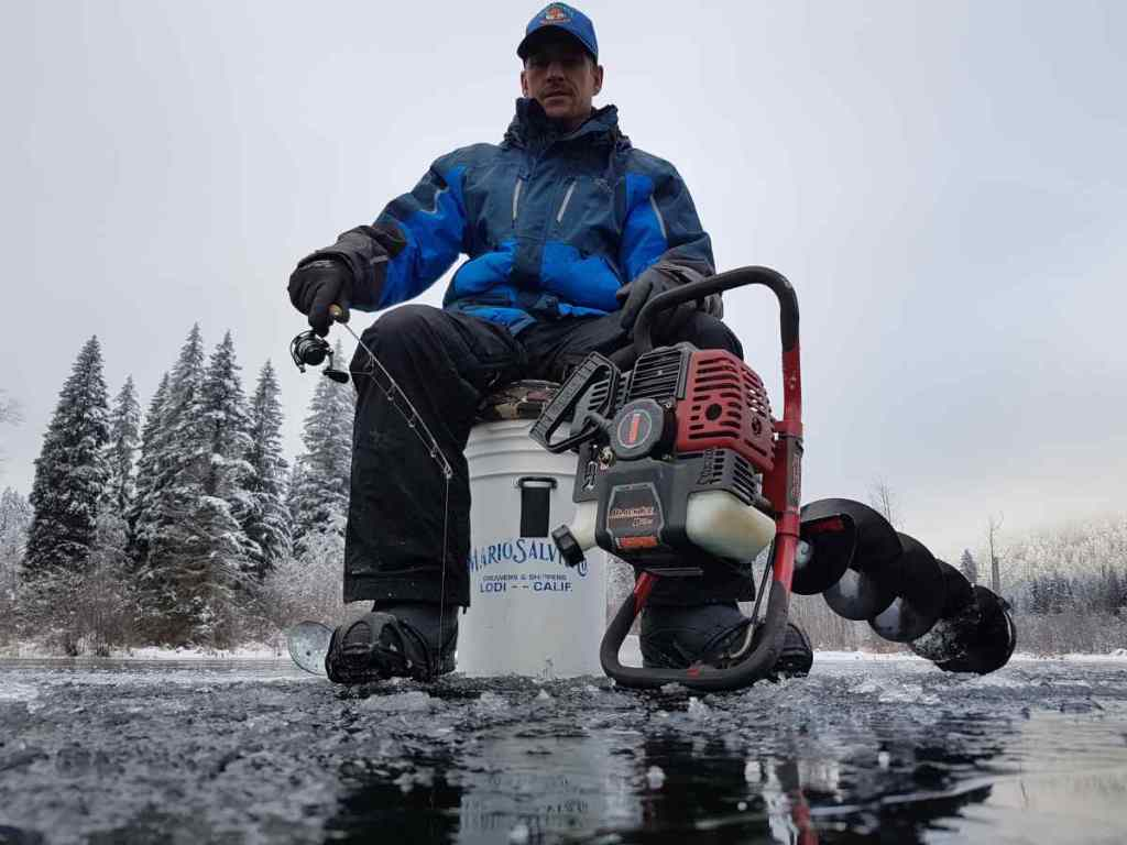 BC Ice fishing guides