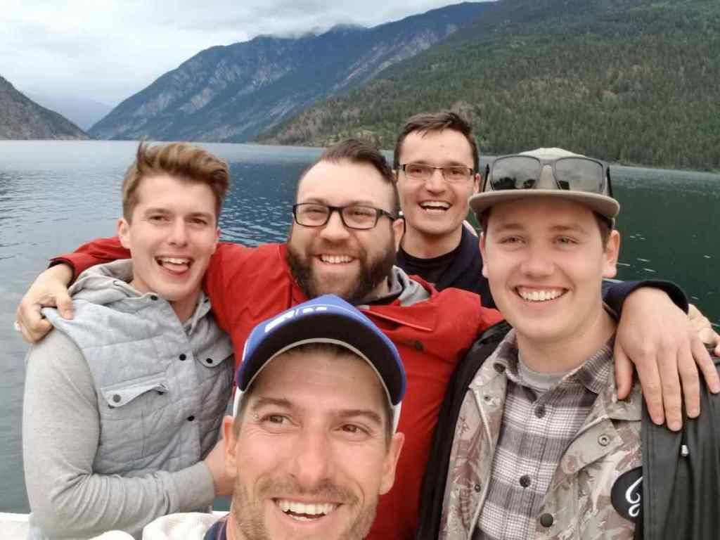 Fun fishing trips in Whistler BC