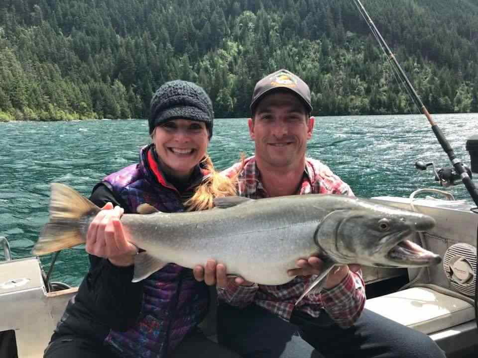 Whistler is a Great Fishing Destination in British Columbia Canada