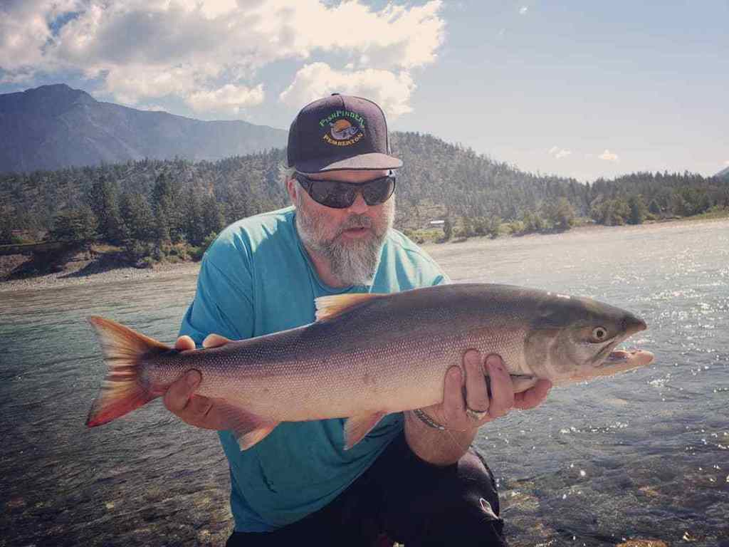 Freshwater Salmon Fishing in Canada