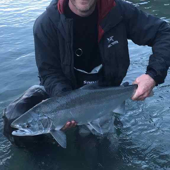 Salmon fishing Trips Canada