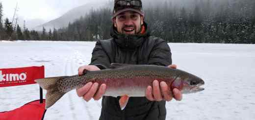 Canada Ice fishing trips