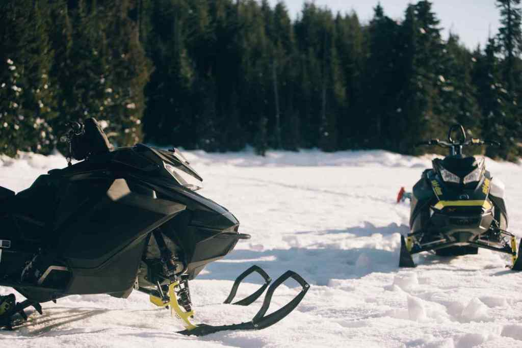 Remote Ice fishing trips in Canada