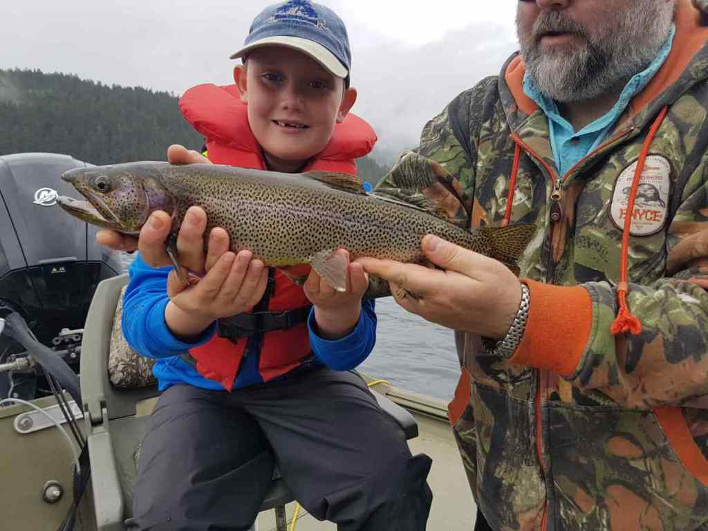 Fishing in Whistler BC