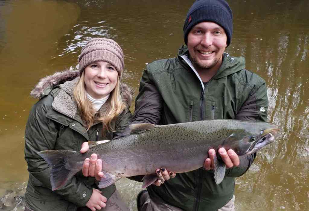 guided Salmon fishing in BC