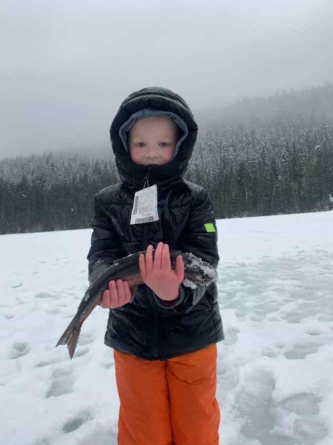 fun winter activity in Whistler Canada