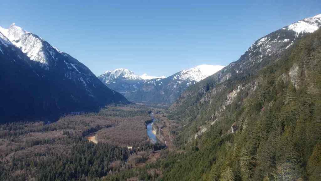 Heli fishing British Columbia