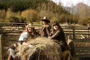 Stables in Pemberton BC