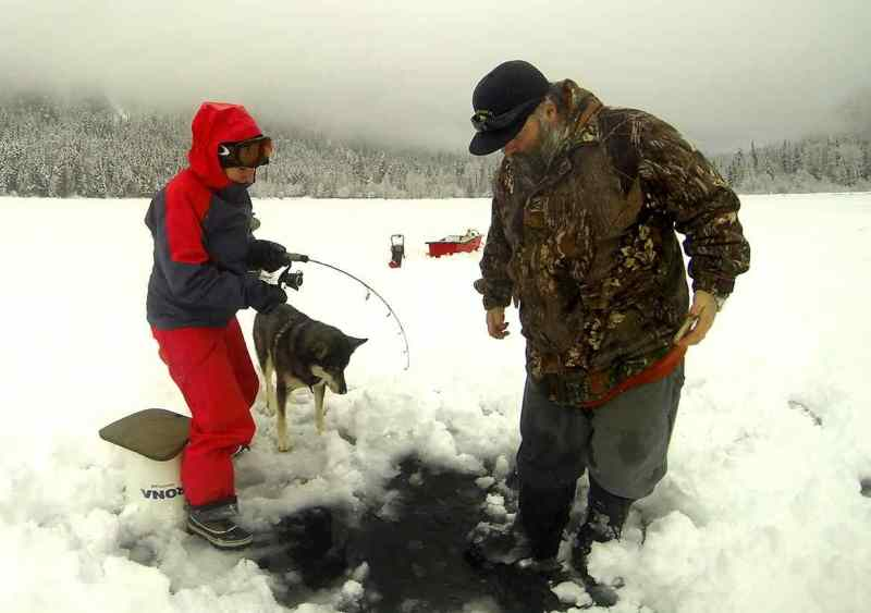 Best Ice Fishing in Canada