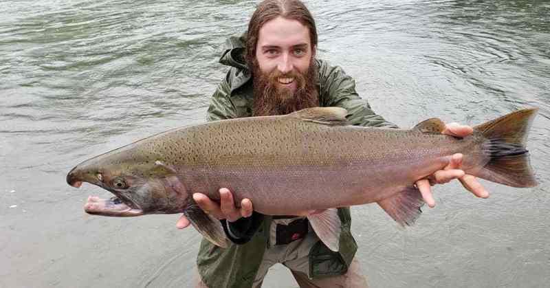 Mitchell Keys fishing guide