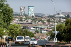 Soweto, Cooling Towers
