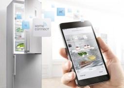 Bosch Home Connect teknolojisi