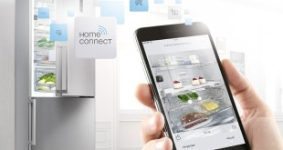 Bosch Home Connect teknolojisi
