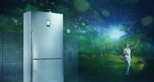 Siemens IQ500 buzdolapları