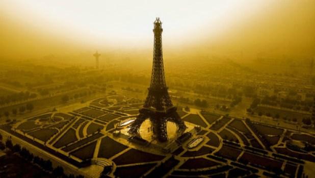 Drone fotoğrafçılığı: Kule
