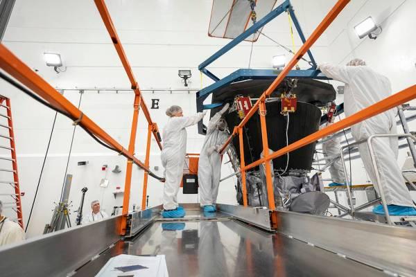 NASA Parker Solar Probe uydusunu uzaya fırtlattı!