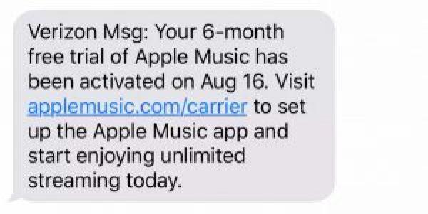Verizon ve Apple Ortaklığı: 6 ücretsiz Apple müziği nasıl elde edilir?