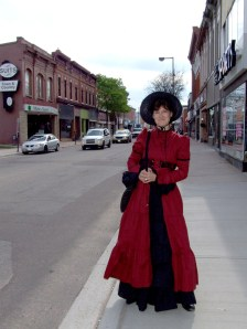 'Downtown Darkness' tour image, downtown, Treena Hein owner, May 2014