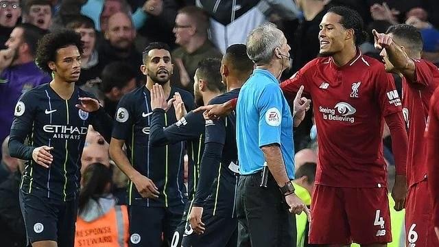 Liverpool Akan Diberikan Kekalahannya Yang Pertama Oleh Manchester City