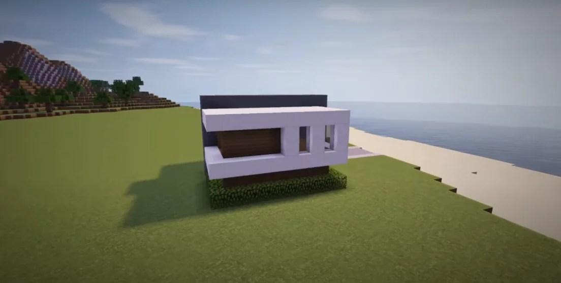 Как построить дом хай-тек по схеме