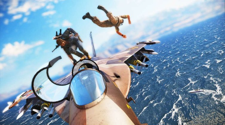 Screenshot Just Cause 3