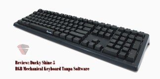review ducky shine 5 indonesia
