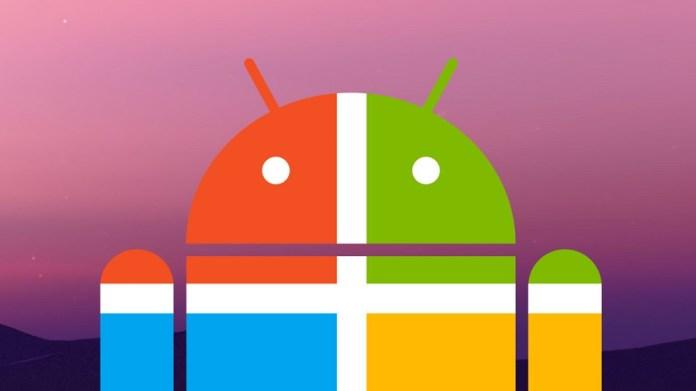 Android di Windows