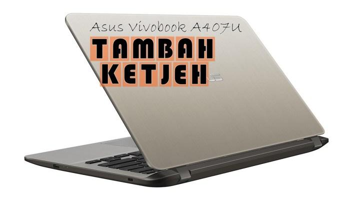 Asus vivobook A407U - Featured image