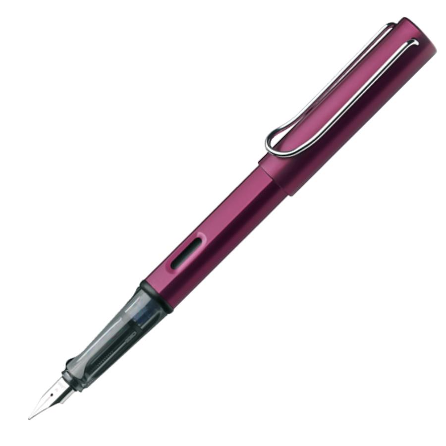 Πένα Lamy AL-star 029 Black Purple