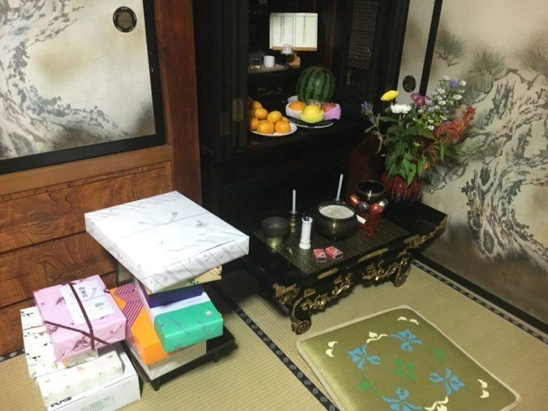上新屋の仏壇