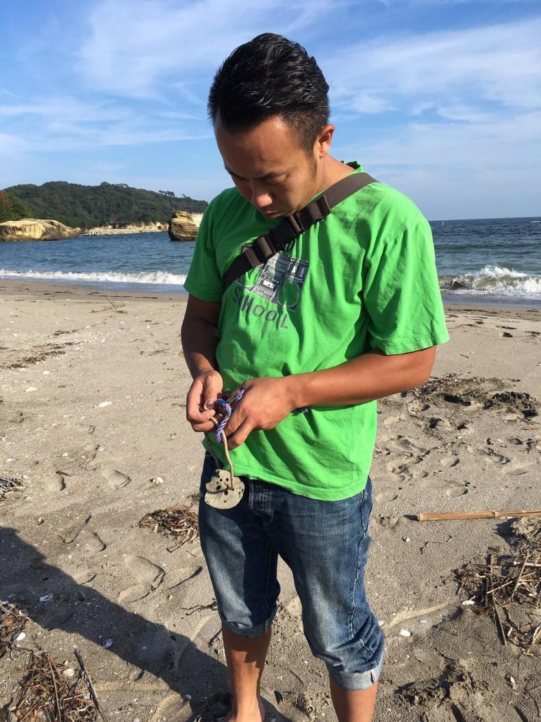 うみ 松島 漁師