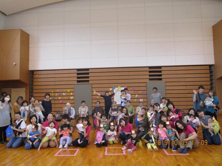 鮪立児童館運動会