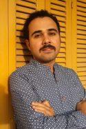 Ahmed Naji in 2015
