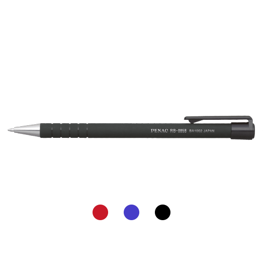 PENAC Japan - Kugelschreiber RB-085 Übersicht