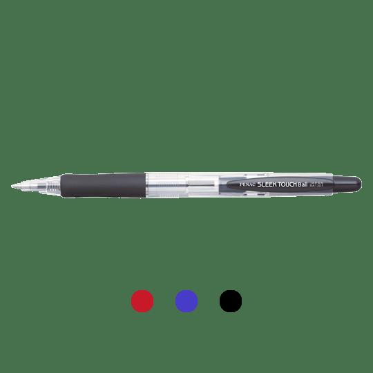 PENAC Japan - Kugelschreiber SLEEK TOUCH Übersicht