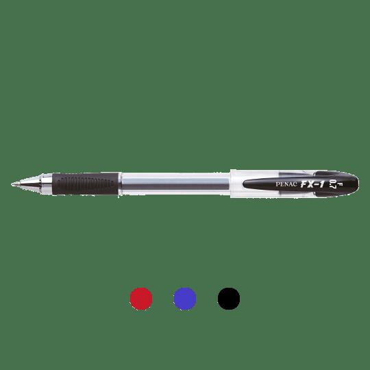 PENAC Japan - Gelschreiber FX-1 Übersicht