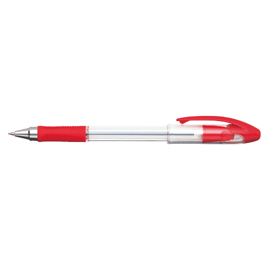 PENAC Japan - Kugelschreiber SOFT GLIDER rot