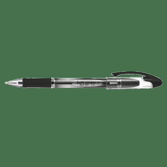 PENAC Japan - Kugelschreiber SOFT GLIDER + schwarz